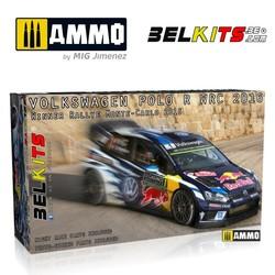 Vw Polo Monte Carlo 2016 - Scale 1/24 - Belkits - BEL011