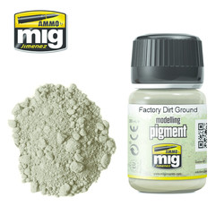 Factory Dirt Ground - 35ml - A.MIG-3030
