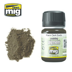 Farm Dark Earth - 35ml - A.MIG-3027