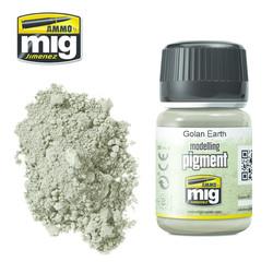 Golan Earth - 35ml - A.MIG-3026