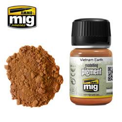 Vietnam Earth - 35ml - A.MIG-3022