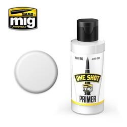 One Shot Primer - White - 60ml - A.MIG-2022