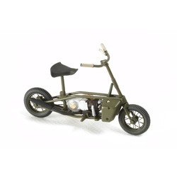 British Paratroopers - With Small Motorcycle - Scale 1/35 - Tamiya - TAM35337