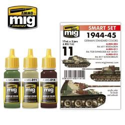 1944-1945 German Standard Colors - A.MIG-7141