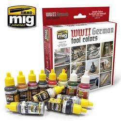 German Tools Colors - A.MIG-7179