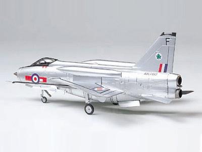 Tamiya B.A.C. Lighting F. Mk6 - Scale 1/100 - Tamiya - TAM61608