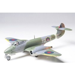 Gloster Meteor F1 Aircraft - Scale 1/48 - Tamiya - TAM61051