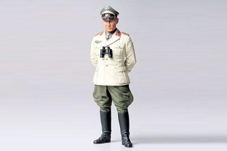 Tamiya Feldmarschall Rommel - Scale 1/16 - Tamiya - TAM36305