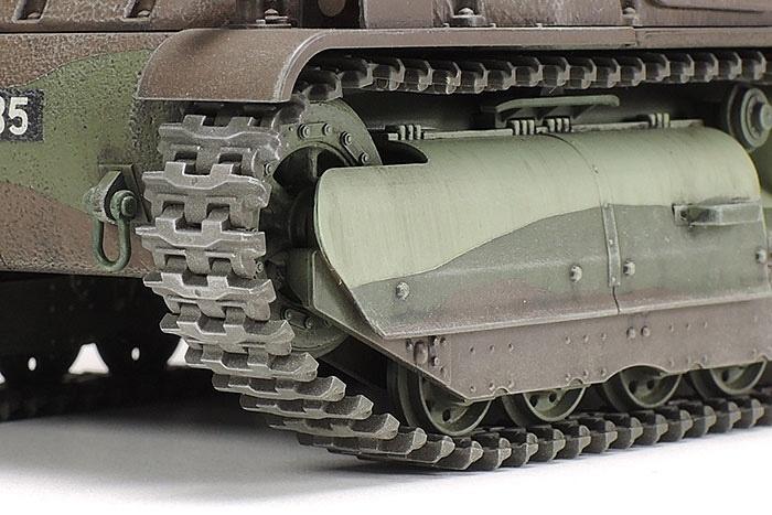 Tamiya French Medium Tank Somua S35 - Scale 1/35 - Tamiya - TAM35344