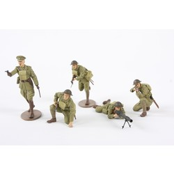 WWI British Infantry - Scale 1/35 - Tamiya - TAM35339