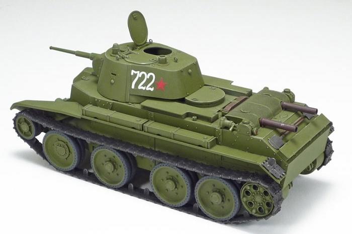 Tamiya BT-7 Model 1937 - Scale 1/35 - Tamiya - TAM35327