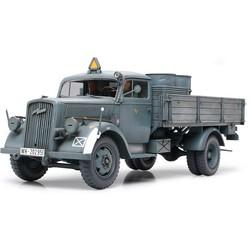 German 3-Ton 4X2 Cargo Truck - Scale 1/35 - Tamiya - TAM35291