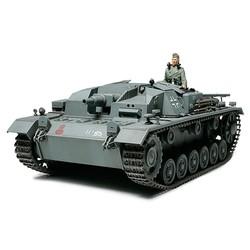 German Sturmgeschutz III Ausf.B - Scale 1/35 - Tamiya - TAM35281