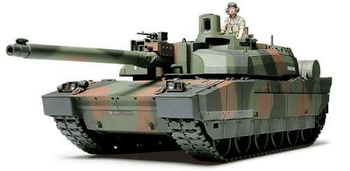 Tamiya French Main Battle Tank Leclerc Series 2 - Scale 1/35 - Tamiya - TAM35279