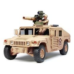 M1046 Humvee Tow Missile Carrier - Scale 1/35 - Tamiya - TAM35267