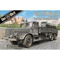 Faun L900 Hardtop - Scale 1/35 - Das Werk - DW35001