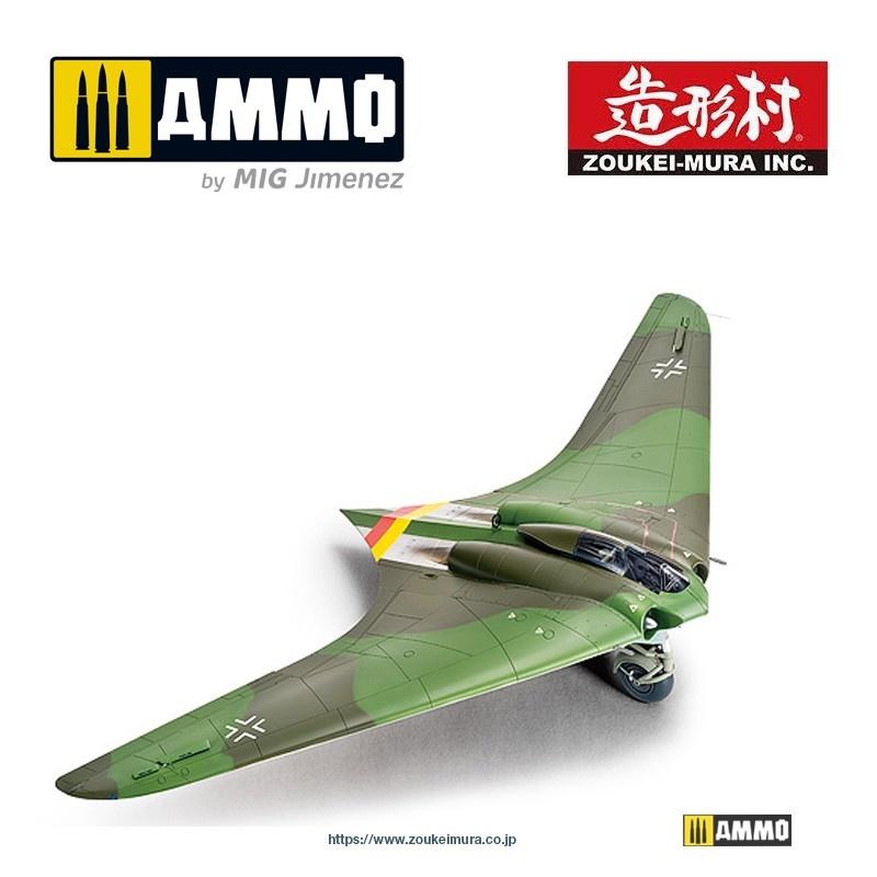 Horten Ho229 - Zoukei Mura - Scale 1/32 - VOLKSWS08