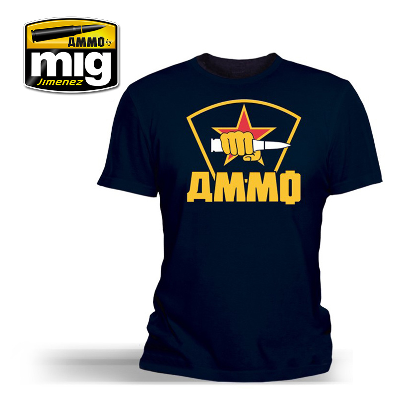 Ammo by Mig Jimenez Merchandise - Ammo Special Forces T-Shirt - A.MIG-8015