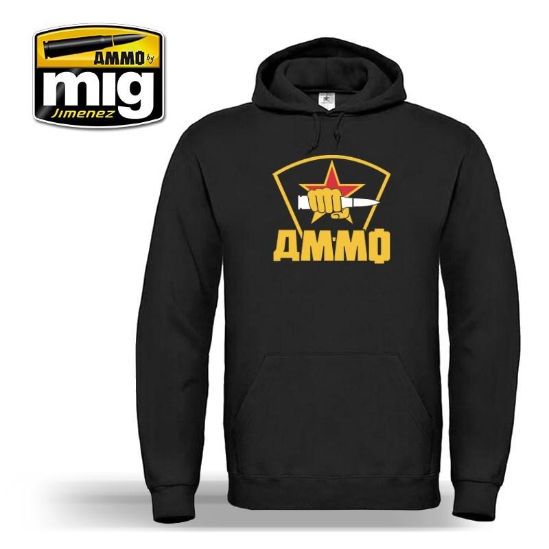 Ammo by Mig Jimenez Merchandise - Ammo Sweatshirt - A.MIG-8007