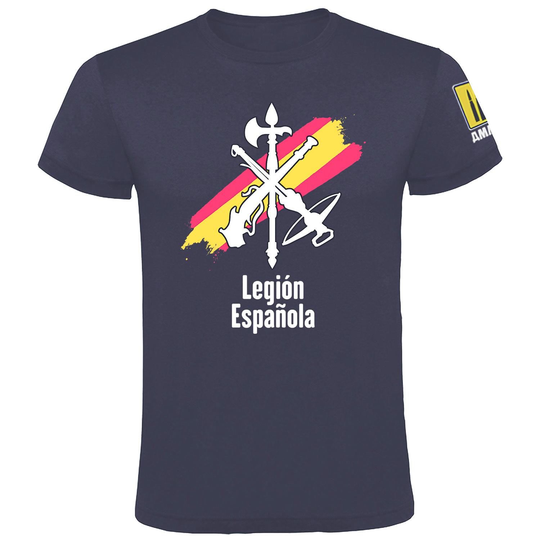 Ammo by Mig Jimenez Legion Española Retro T-Shirt - A.MIG-8054