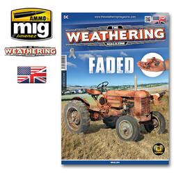 The Weathering Magazine Issue 21. Faded - English - Ammo by Mig Jimenez - A. MIG-4520