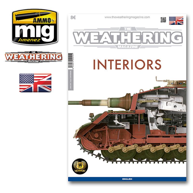 The Weathering Magazine The Weathering Magazine Issue 16. Interiors - English - Ammo by Mig Jimenez - A.MIG-4515