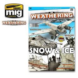 The Weathering Magazine Issue 7. Ice & Snow - English - Ammo by Mig Jimenez - A.MIG-4506