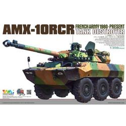 Amx 10 Rcr - Tiger Model - Scale 1/35 - TIGE4602