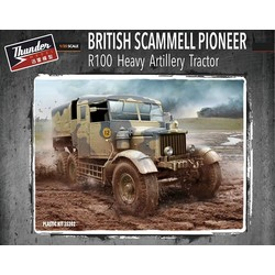 Scammel Pioneer R100 Artillery Tractor - Scale 1/35 - Thunder Models - TM35202