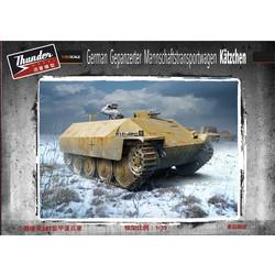 German Apv Katzchen  - Scale 1/35 - Thunder Models - TM35104