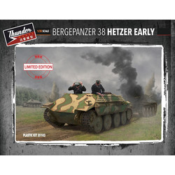 Bergehetzer Early Special Edition - Scale 1/35 - Thunder Models - TM35103