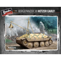 Bergehetzer Early - Scale 1/35 - Thunder Models - TM35102