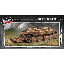 Bergehetzer Late - Scale 1/35 - Thunder Models - TM35101