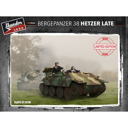 Bergehetzer Late Special Edition - Thunder Models - Scale 1/35 - TM35100