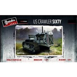 Us Crawler Sixty - Scale 1/35 - Thunder Models - TM35006