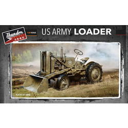 Us Army Loader - Scale 1/35 - Thunder Models - TM35002