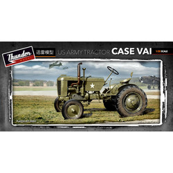 Us Army Case Tractor - Scale 1/35 - Thunder Models - TM35001