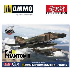 Phantom F-4D - Zoukei Mura - Scale 1/48 - VOLKSWS4807