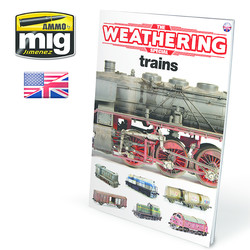 The Weathering Special - Trains English - A.MIG-6142