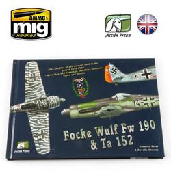 Focke Wulf Fw 190 & Ta 152English - EURO-0020