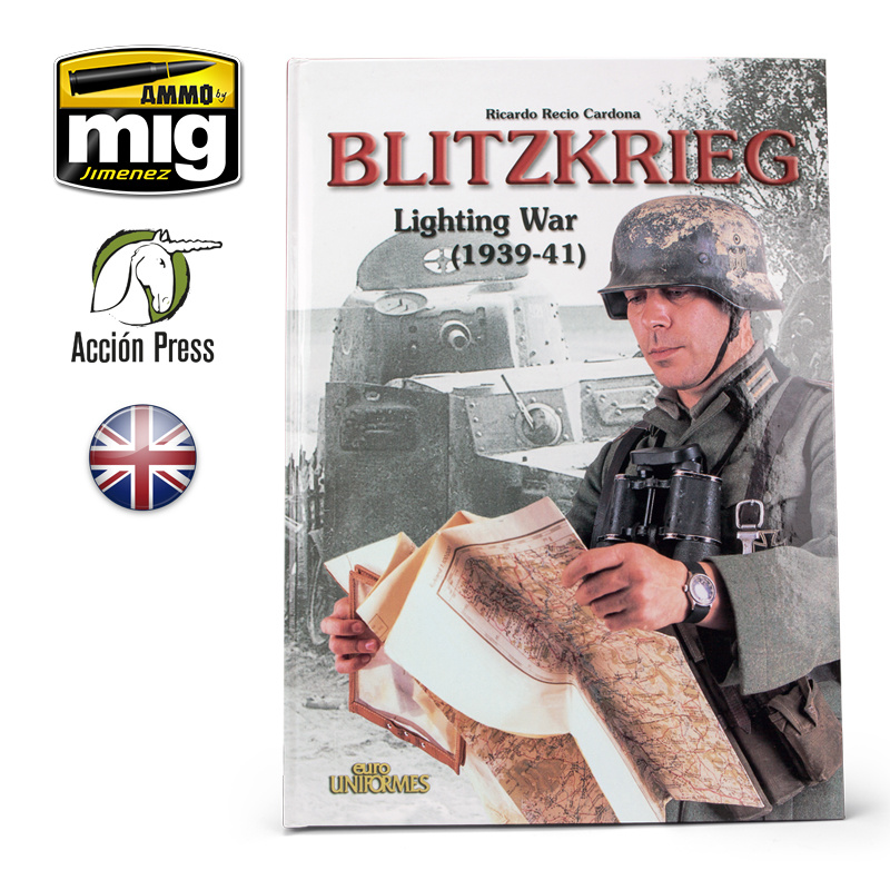 Ammo by Mig Jimenez Blitzkrieg Lightning War 1939-41 English - EURO-0024