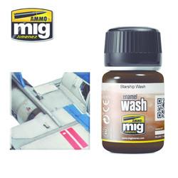 Starship Wash - A.MIG-1009