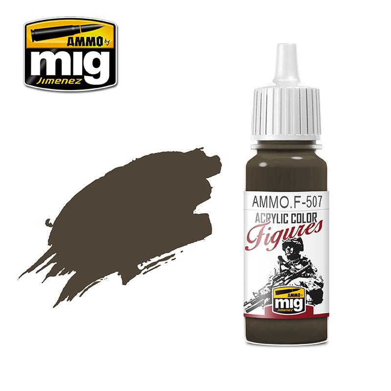 Ammo by Mig Jimenez Figure Series Matt Earth FS-34088 - 17ml - AMMO.F-507