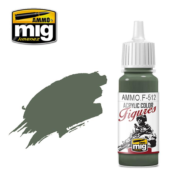 Ammo by Mig Jimenez Figure Series Field Grey FS-34159 - 17ml - AMMO.F-512