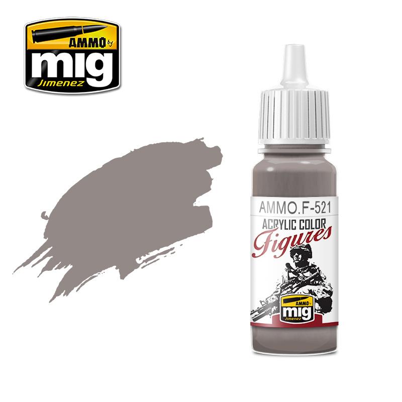 Ammo by Mig Jimenez Figure Series Grey Light Brown - 17ml - AMMO.F-521