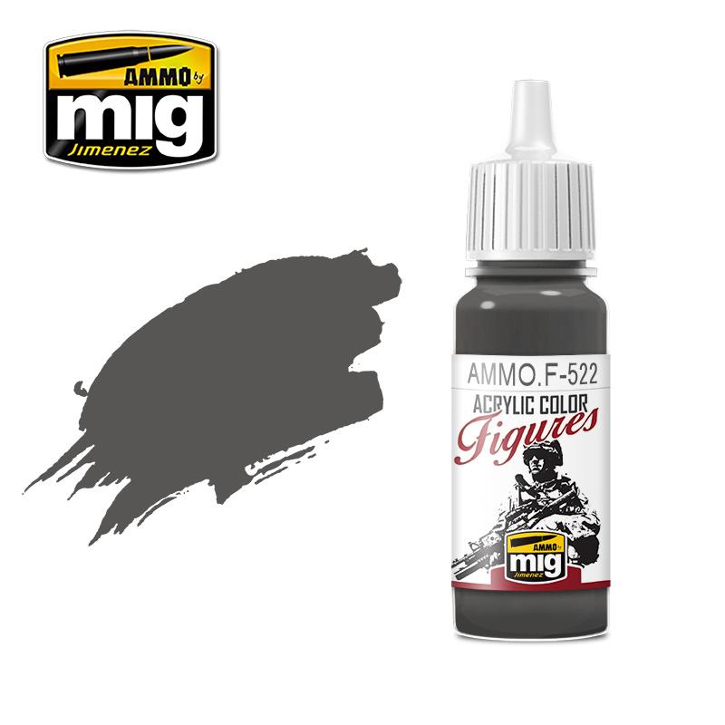 Ammo by Mig Jimenez Figure Series Slate Grey - 17ml - AMMO.F-522