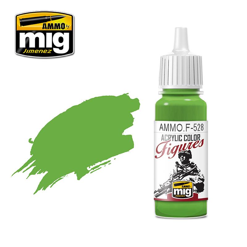 Ammo by Mig Jimenez Figure Series Pure Green - 17ml - AMMO.F-528