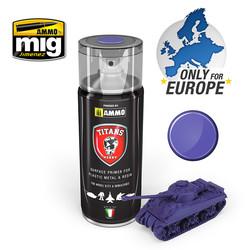 Titans Hobby - Magic Purple Matt Primer - 400ml - TTH107