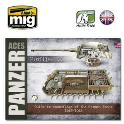Panzer Aces - Profiles Vol. 2 English - EURO-0017
