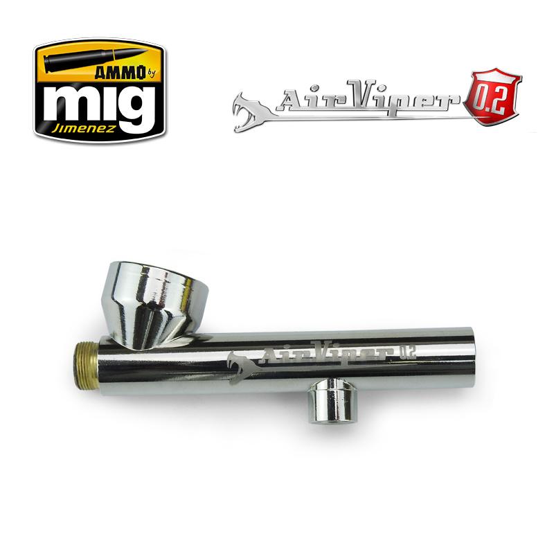Ammo by Mig Jimenez Airviper Gravity Feed Airbrush Body - A.MIG-8669